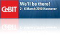 CeBIT 2nd-6th March 2010, Hannover, Germany