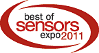 Best of Sensors Expo 2011 Award for Radiation Sensor Board