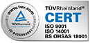Libelium achieves ISO 9001, ISO 14001 & OHSAS 18001 Certification