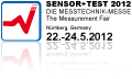 Sensor+Test 22nd-24th May 2012, Nuremberg, Germany