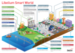 Libelium Smart World Infographic – Sensors for Smart Cities, Internet of Things and beyond