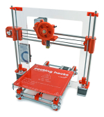 3D Printer Kit from Cooking Hacks Launches with Hands-On Training