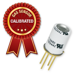 New Calibrated Gas Sensors allow maximum accuracy for Industrial, Environmental, Agriculture and Farming applications