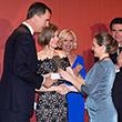 Libelium Premio Nacional Joven Empresario Entrega