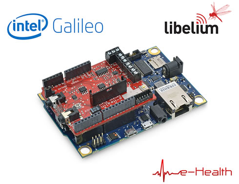 Libelium Connects Intel Galileo to Sensors for the Internet of Things