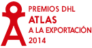 Export Award from DHL Express, Premios DHL ATLAS 2014