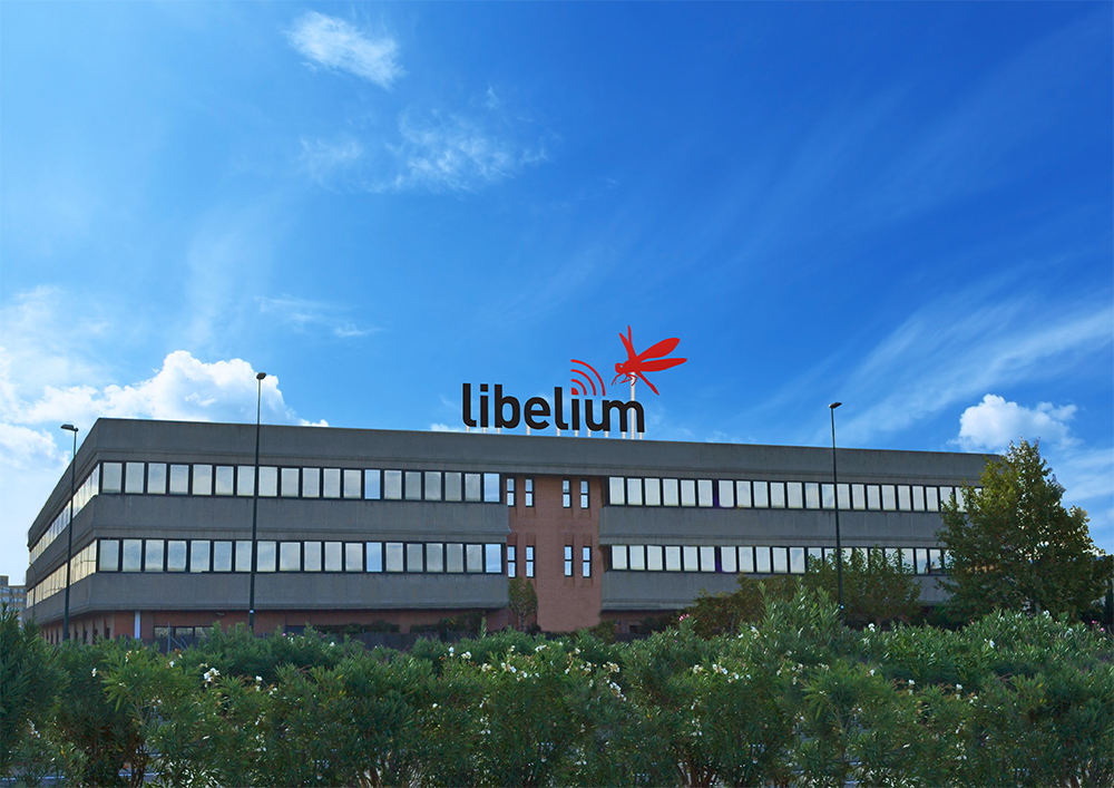Libelium New Headquarters