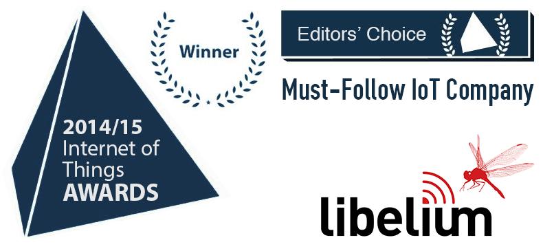 Editors Choice IoT Awards