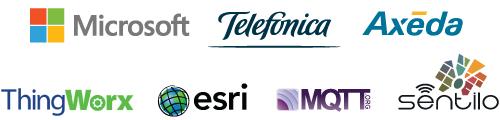 Libelium's Cloud Partners