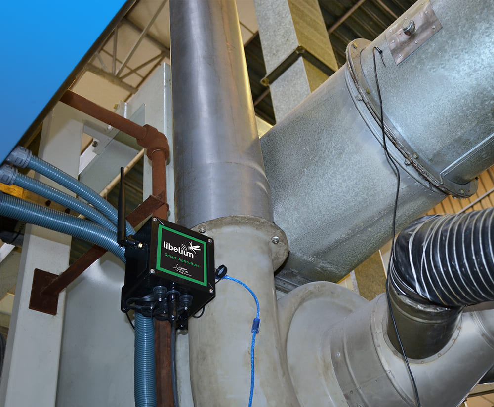 Monitoring temperature inside pipes with Waspmote Plug & Sense!