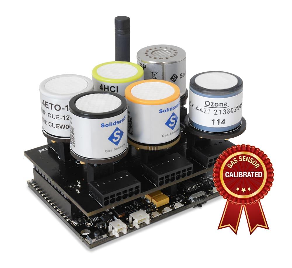 New Gases PRO Sensor Board for Waspmote OEM