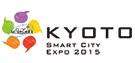 Smart City Expo Kyoto: 20-22 May 2015. Kyoto, Japan