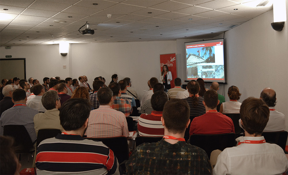 IoT Aragón Presentation