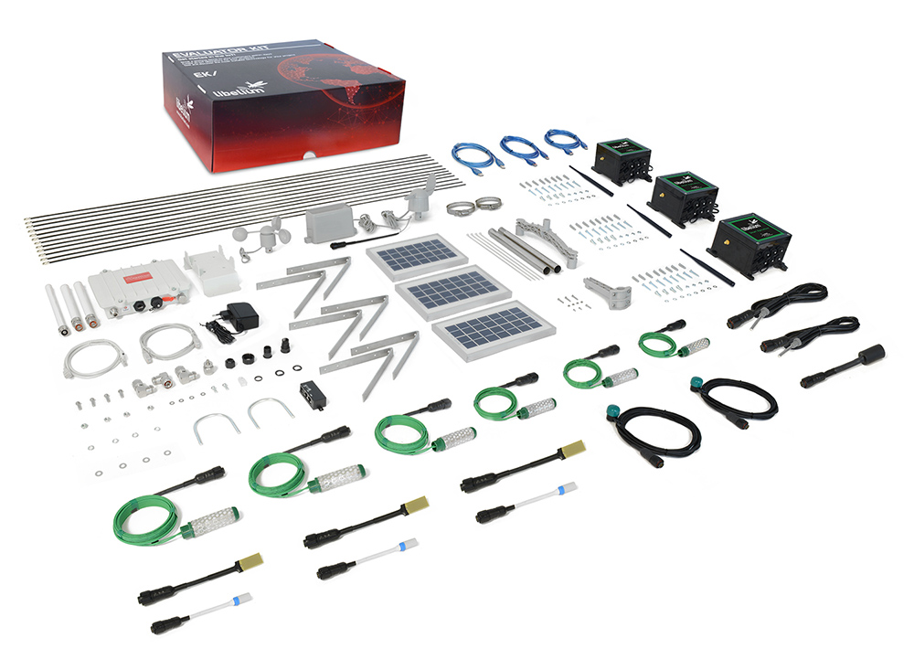 Smart Agriculture IoT Vertical Kit