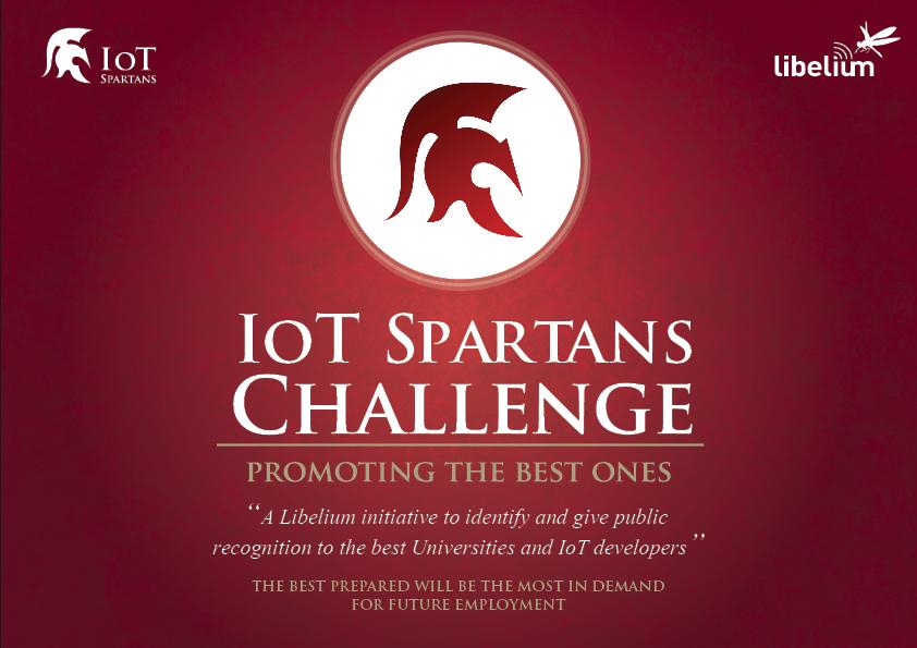 IoT Spartans Challenge