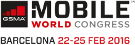 Mobile World Congress: February 22–25, 2016. Barcelona, Spain