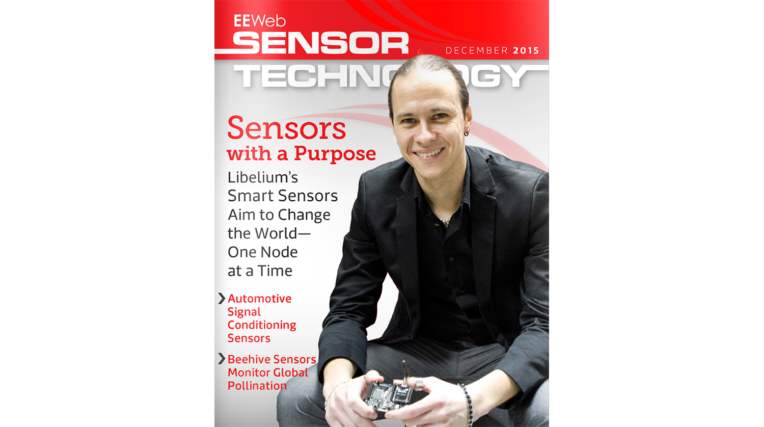 EEWEB - Sensor Technology