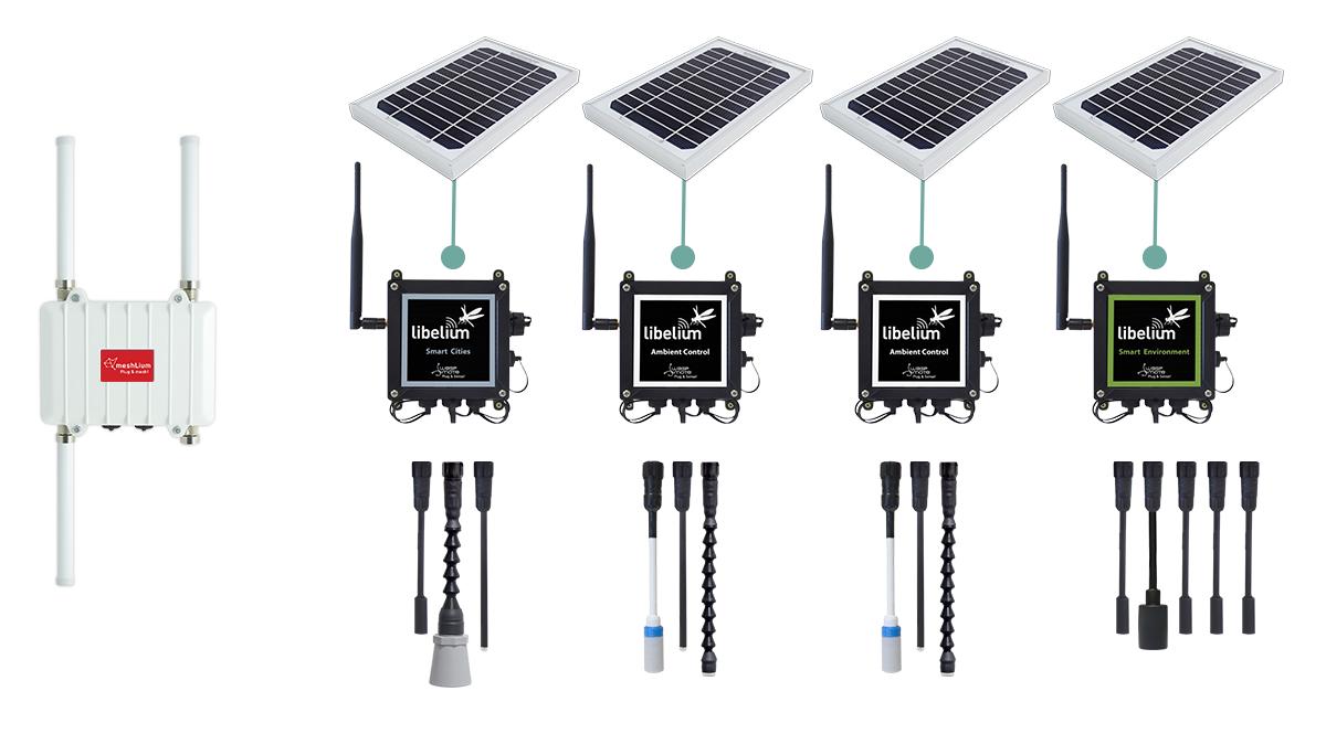 Libelium IoT kit