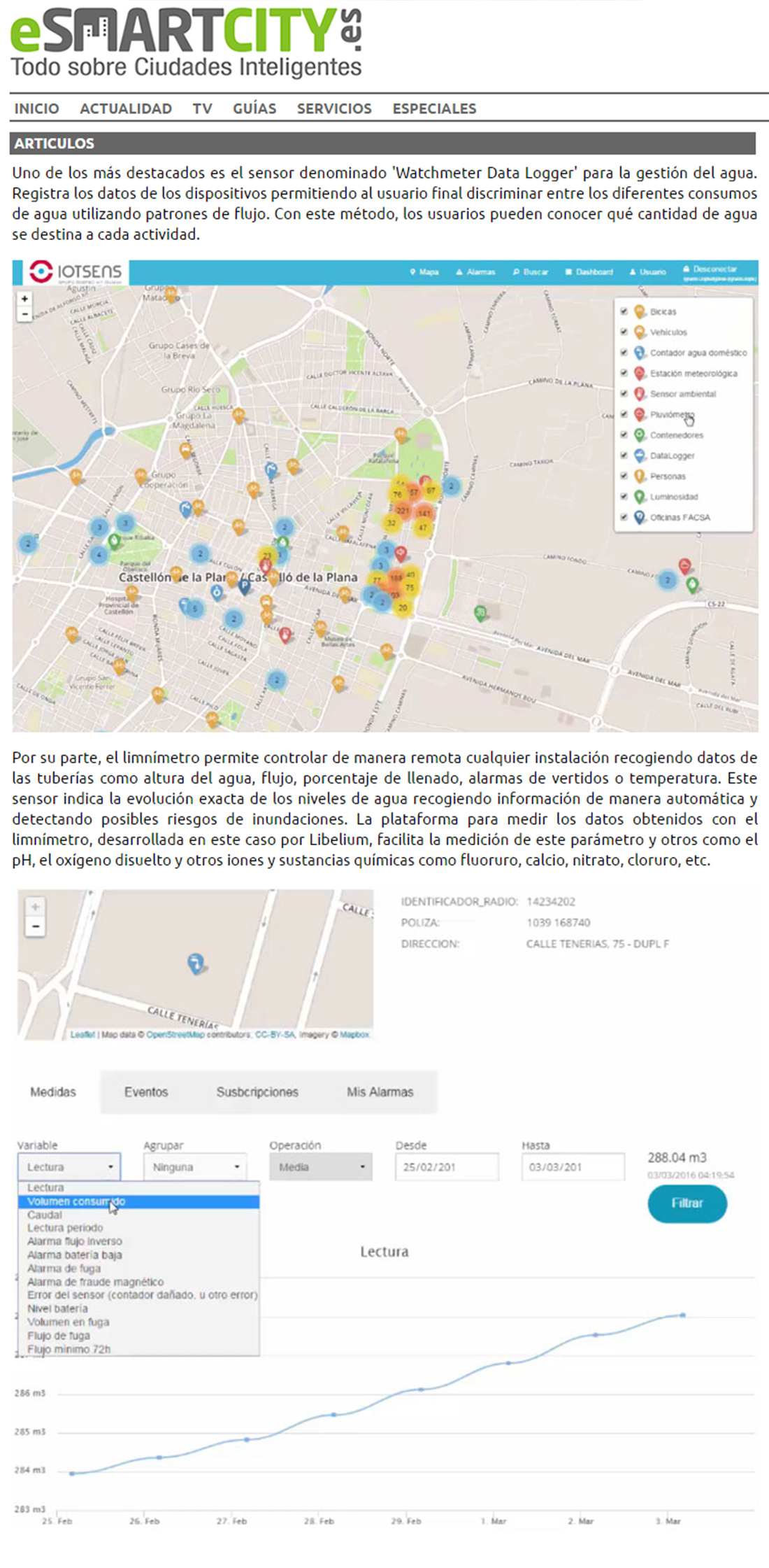 Esmartcity.es – El laboratorio Smart City de Castellón