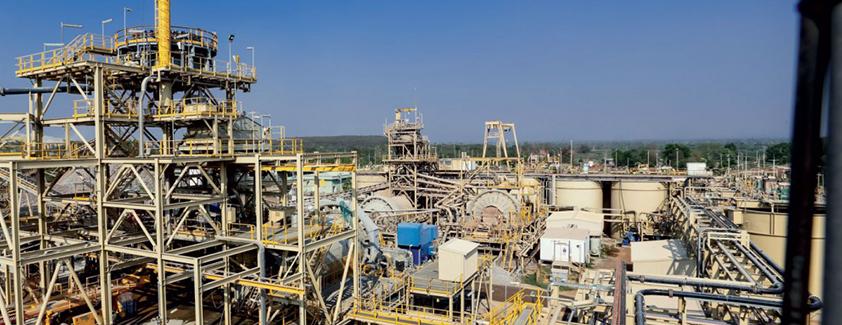 Chatree Mining Complex
