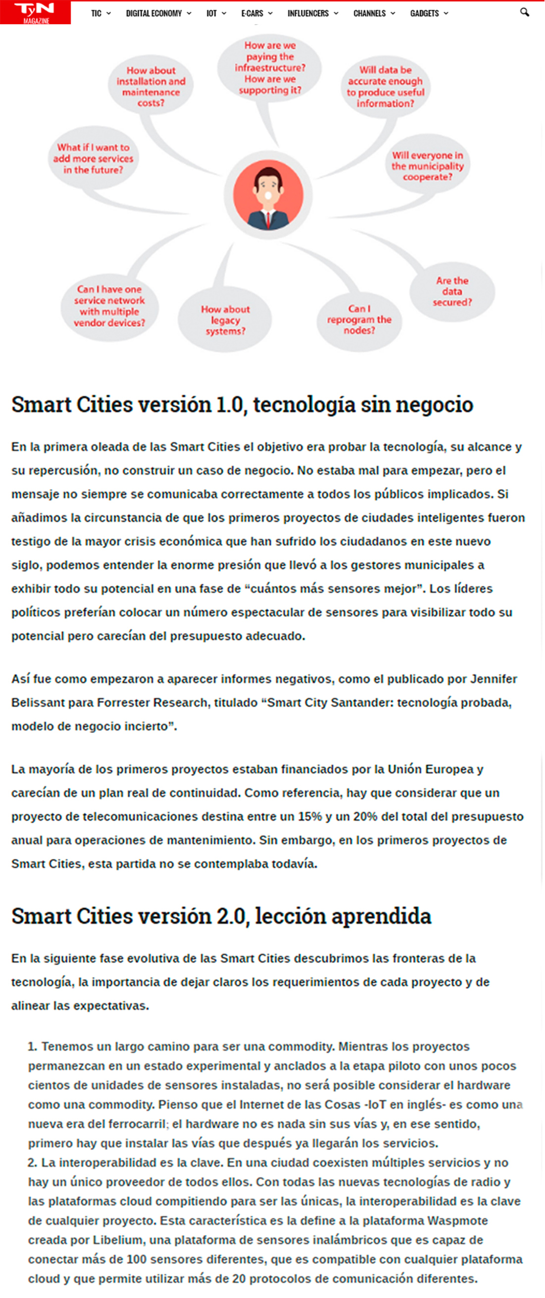 TyN Magazine – Smartcities 2.0