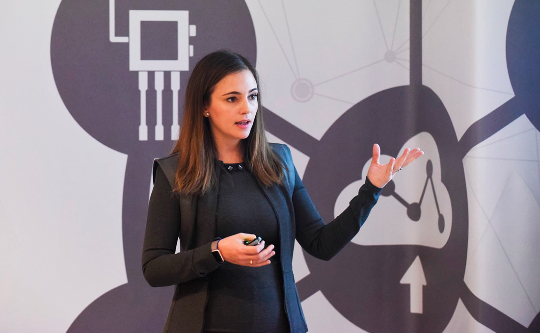 Alicia Asín, Libelium CEO