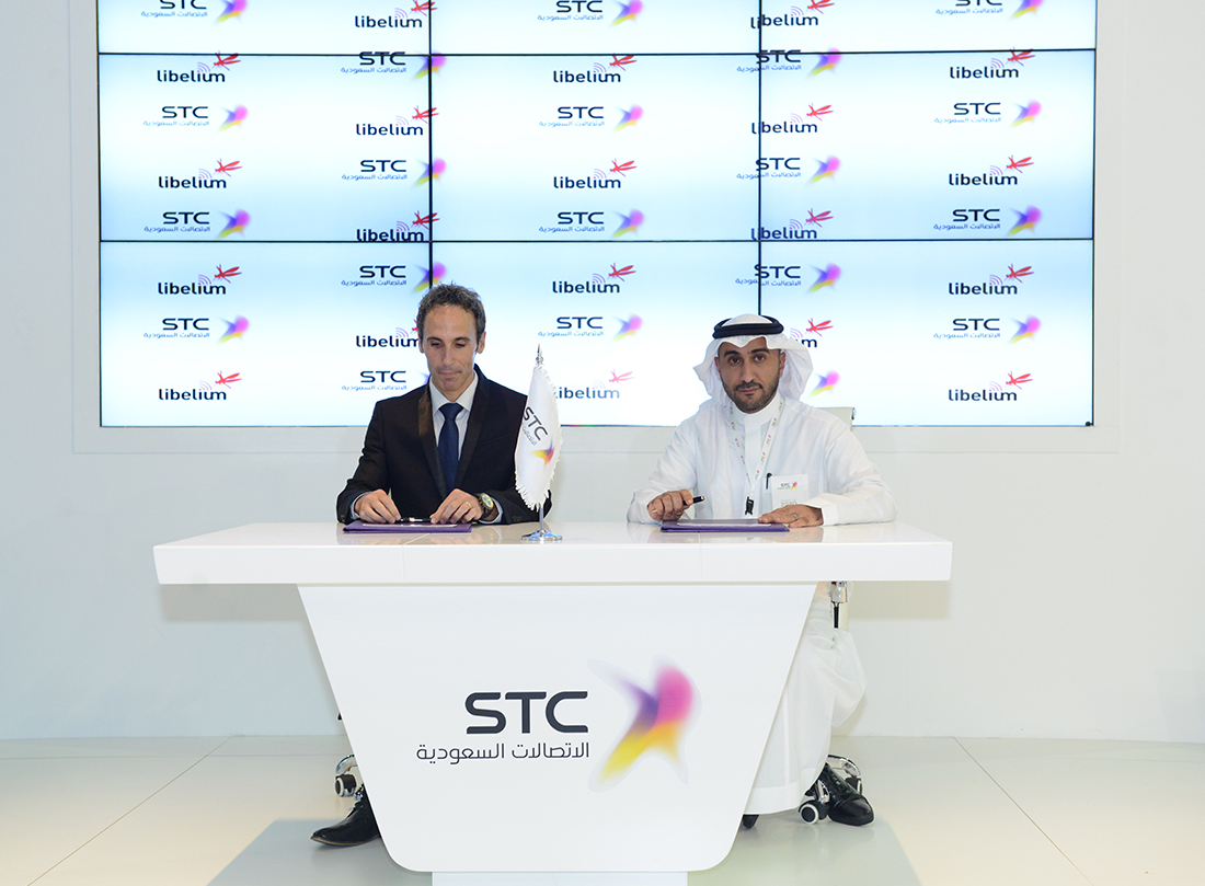 Libelium signs the partnership agreement with STCS