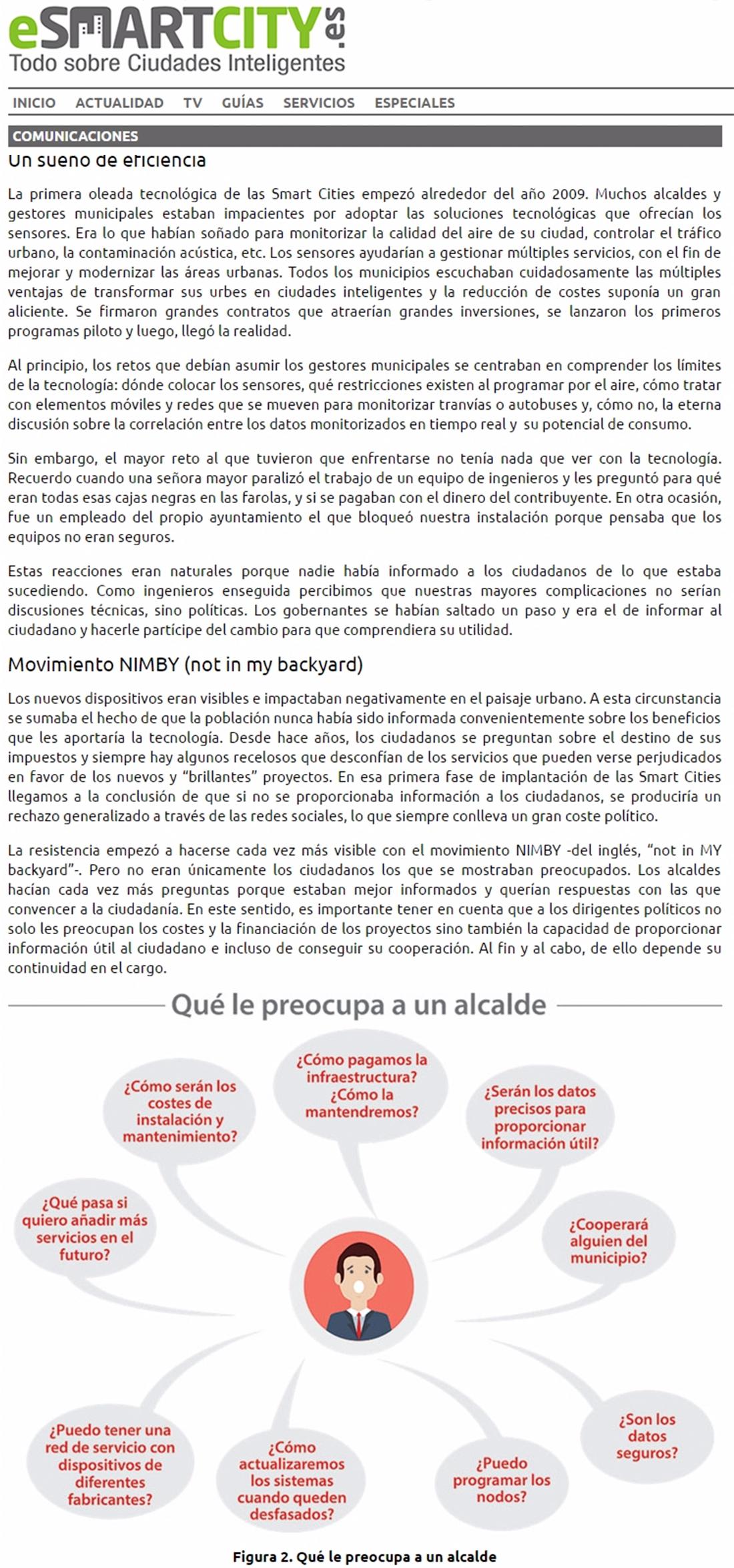 Esmartcity.es – II Congreso Ciudades Inteligentes