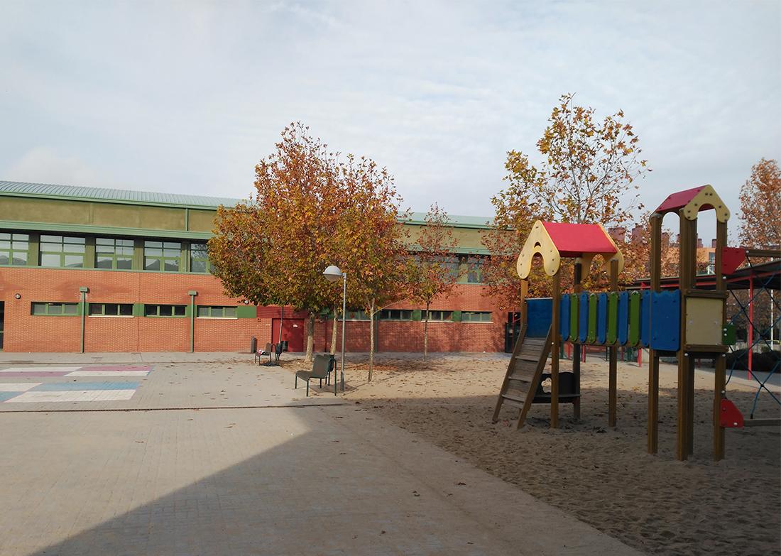 Public primary school where iWesla project has been deployed