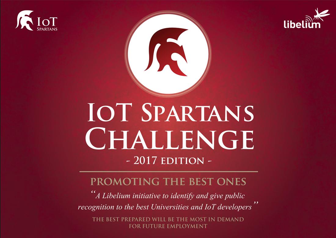 IoT Spartans Challenge 2017