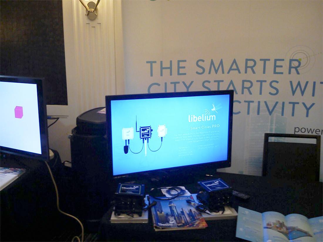 Waspmote Plug & Sense! Smart Cities PRO solution