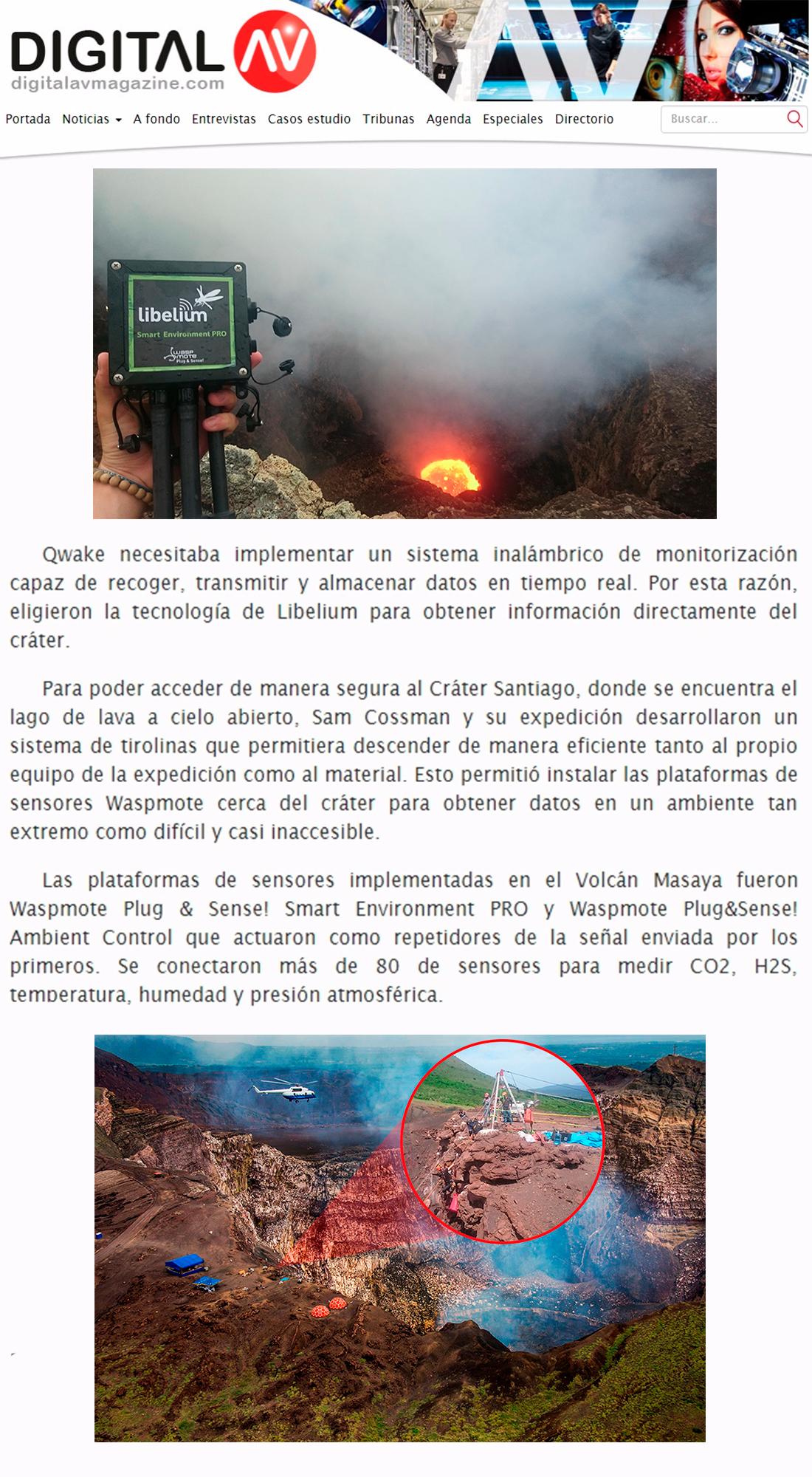 Digital AV Magazine – Boca del Infierno