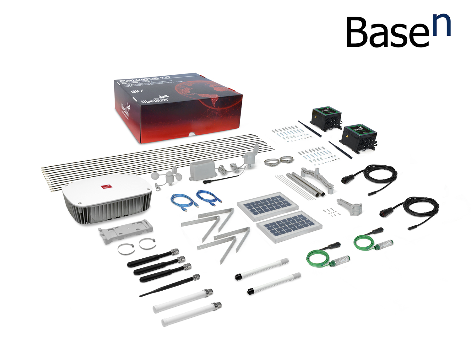 Libelium-BaseN Smart Golf Solution Kit