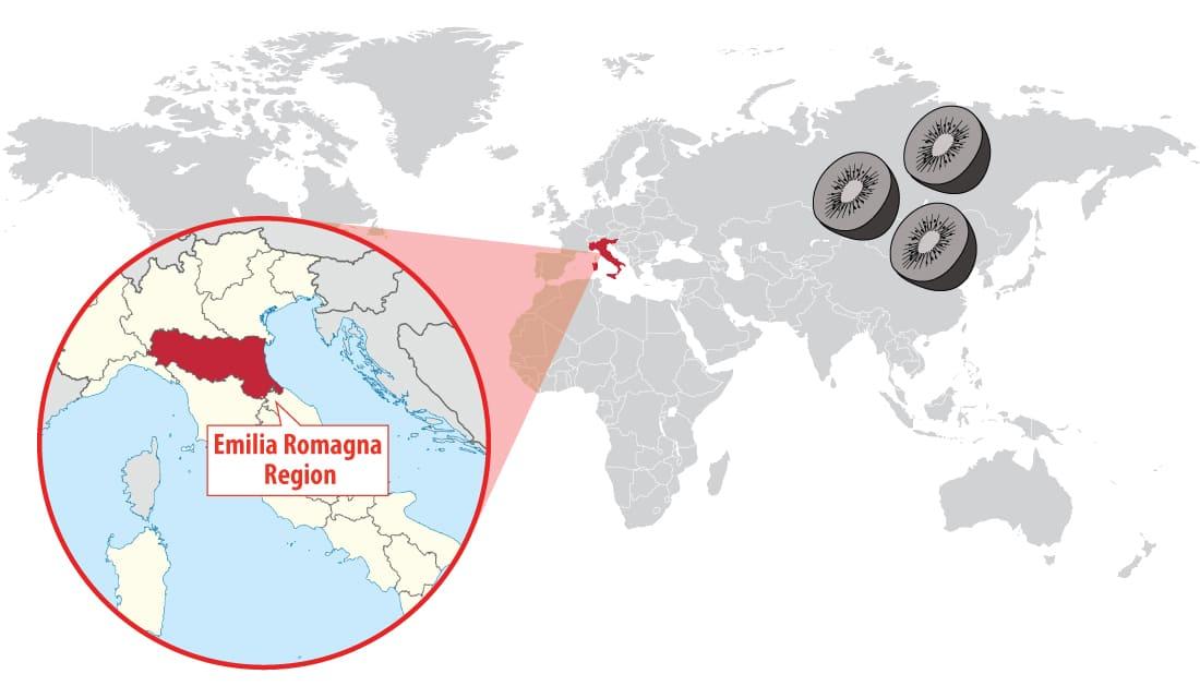 Emilia Romagna Region (Italy)