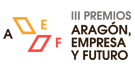 Libelium receives Internationalization prize at III Aragón, Business and Future Awards