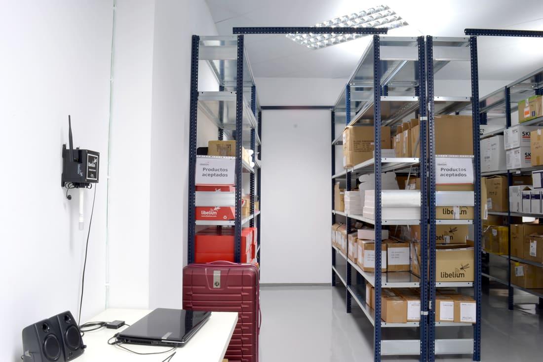 Waspmote Plug & Sense! Ambient Control located at MySignals warehouse