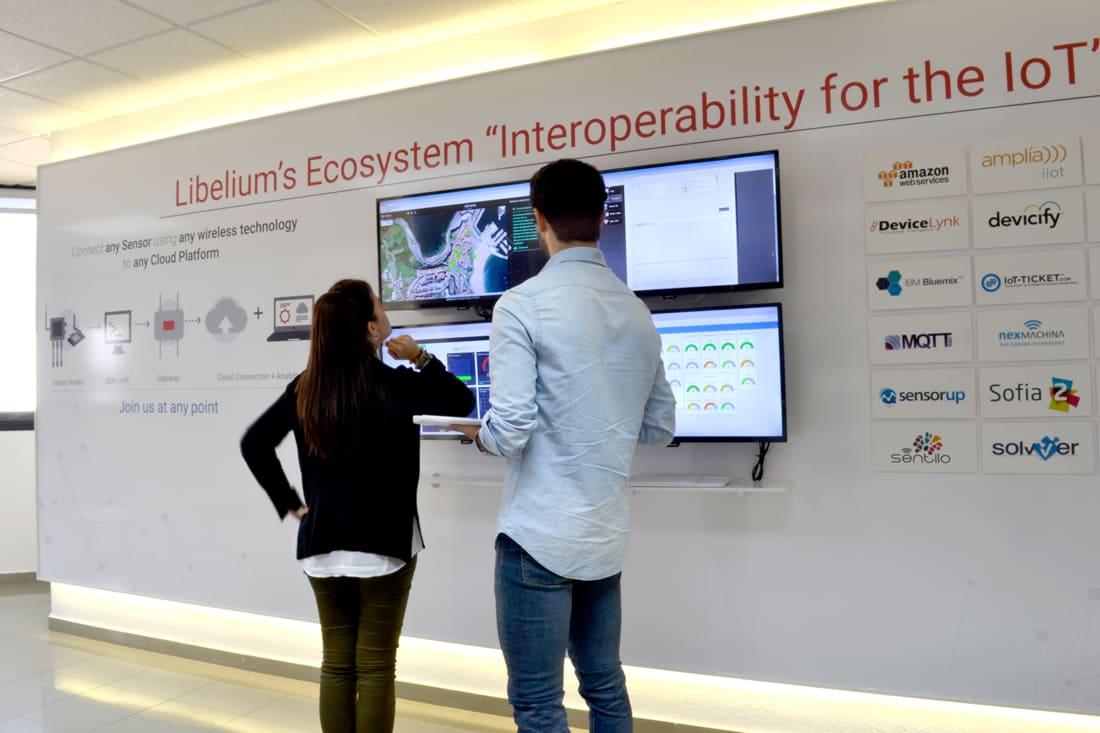 Libelium IoT Ecosystem