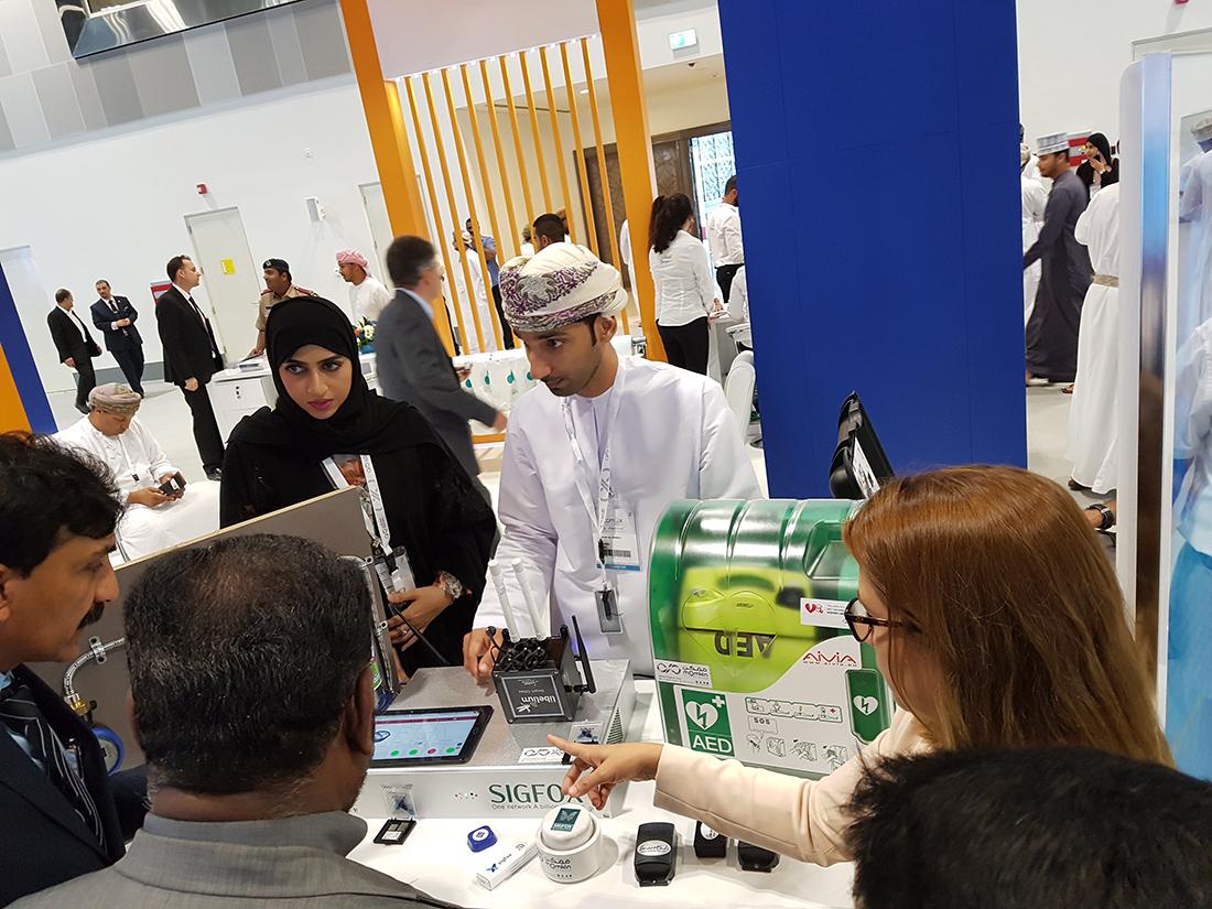 COMEX & Smart City Oman
