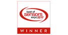 MySignals gets the Application Award of the 2017 Best of Sensors Expo recognitions