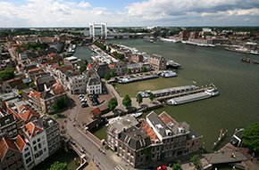 image Detecting road modality and occupancy patterns to enhance urban planning in Dordrecht Smart City