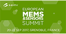 European MEMS and Sensors Summit: September 20 – 22, Grenoble, FR