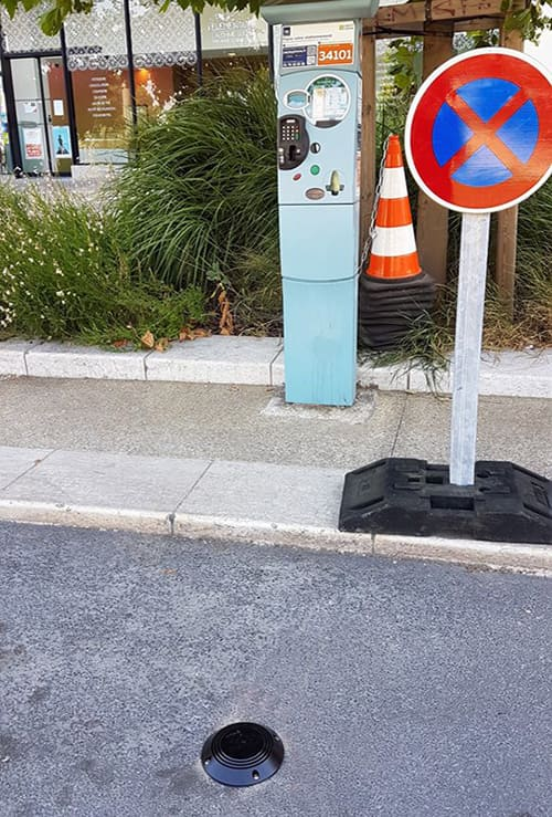 Waspmote Plug & Sense! Smart Parking at Montpellier