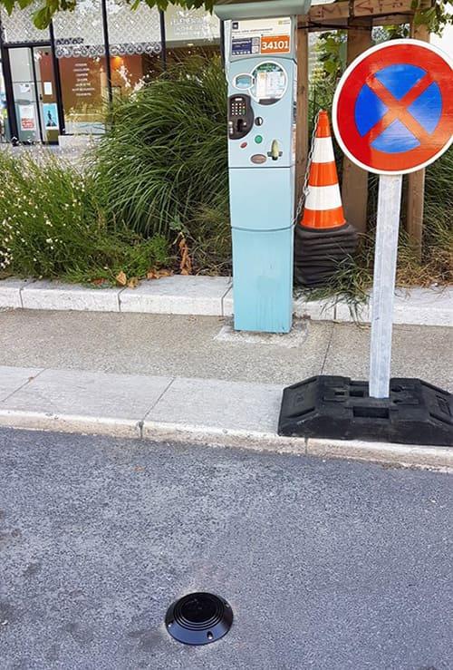 Waspmote Plug & Sense! Smart Parking at Montpellier