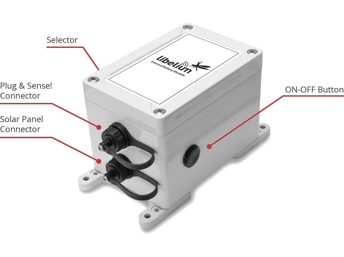 External Battery Module