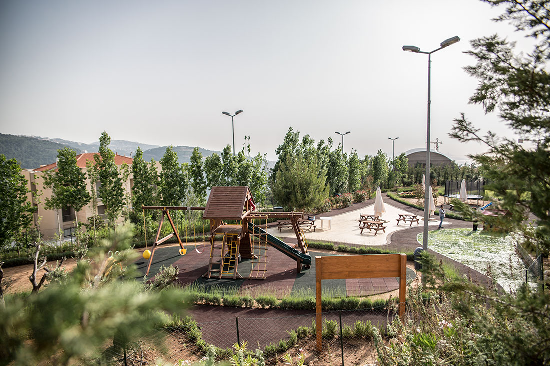 Playground at BeitMisk