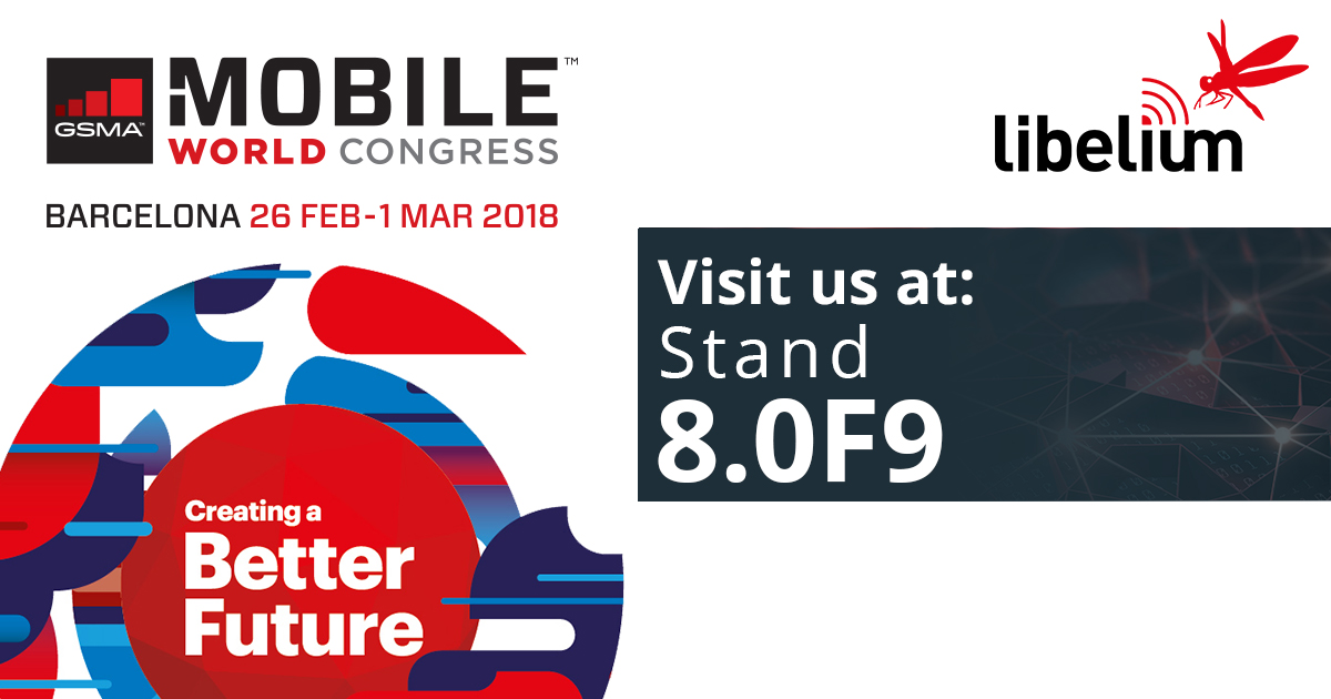 Libelium at MWC2018