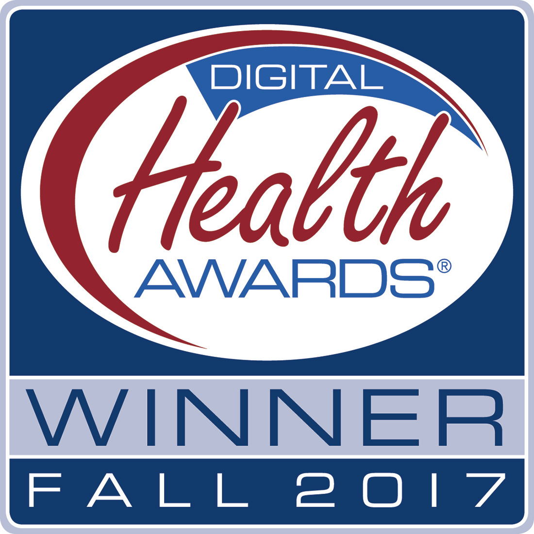 Digital Health Awards Fall 2017 Winner