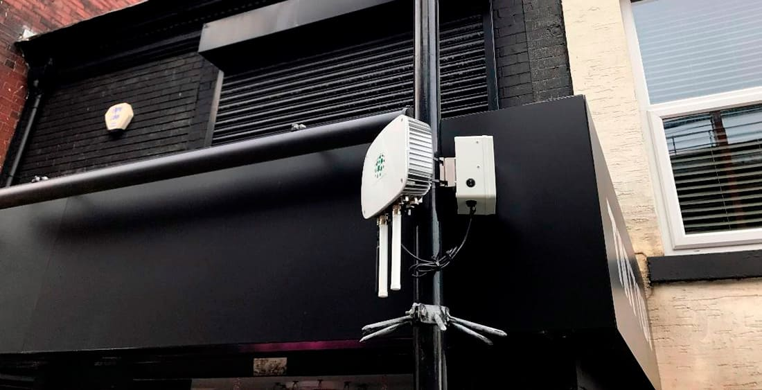 Meshlium Scanner ready to detect WiFi and Bluetooth devices