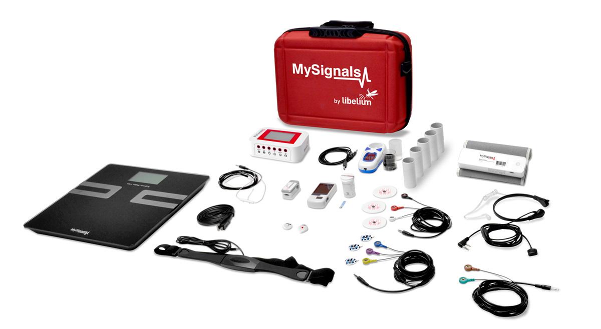 MySignals eHealth Platform