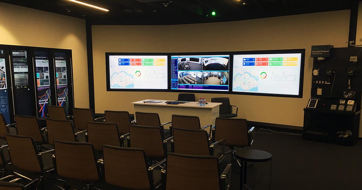 HPE Customer Experience Center, Singapore